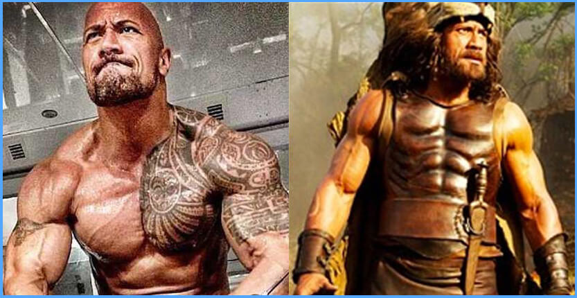 "Dwayne ""The Rock"" Johnson: Das Hercules Workout"