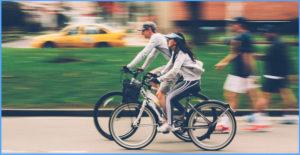 So ist Radfahren wirklich gesund