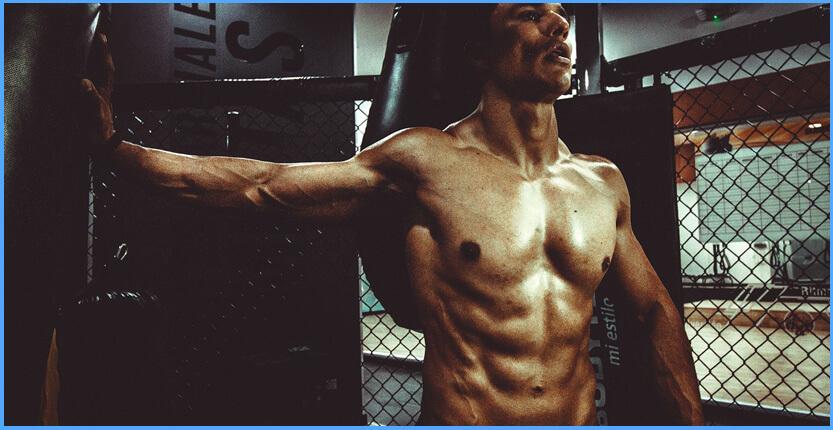 Erfolgreich Muskeln aufbauen mit  Ganzkörper-Trainingsplan