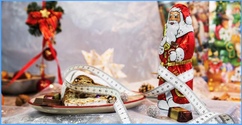 An Weihnachten Kalorien sparen – ohne zu verzichten