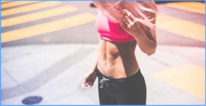 Den Bauchspeck durch Muskeln ersetzen