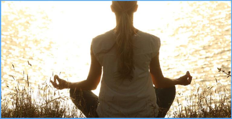 Meditation lernen — 5 Tipps für einen wohltuenden Ritual