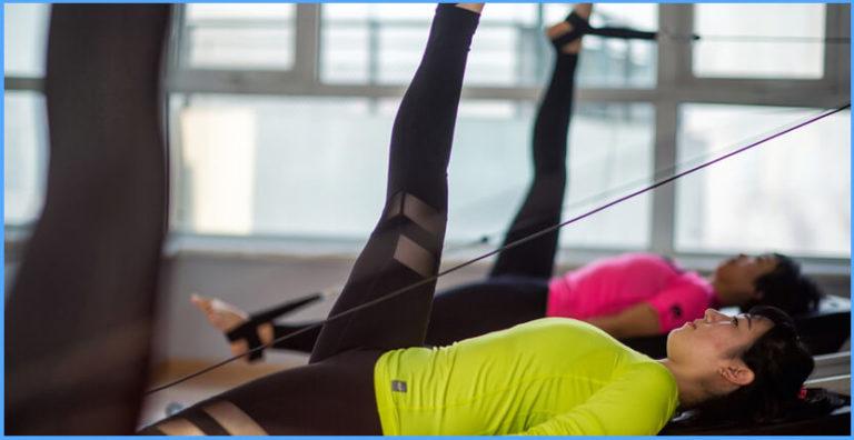 Mit Pilates-Übungen richtig fit werden