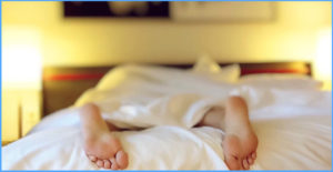 Schlank im Schlaf oder wovon träumst Du Nachts?
